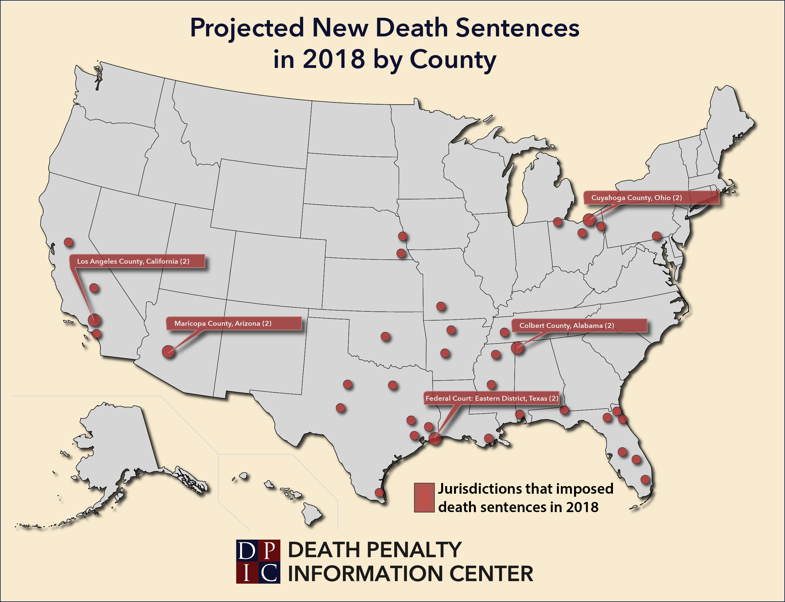 Florida in the 2018 Year End Report of the Death Penalty ...