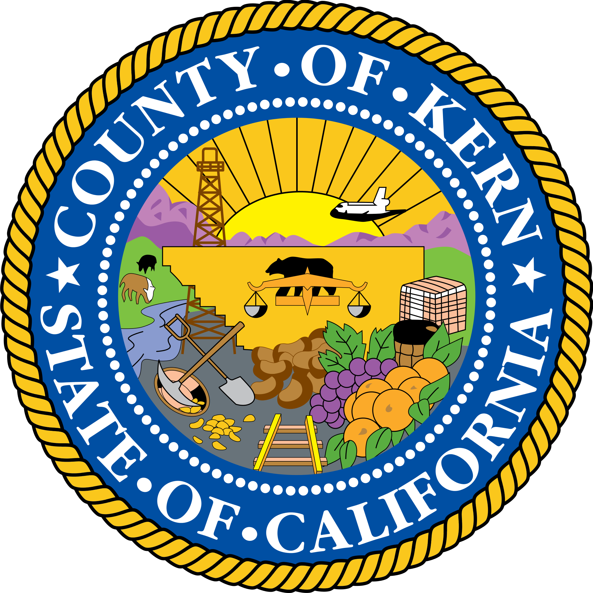 OUTLIER COUNTIES Kern County California Leads Nation In Police - Five us counties