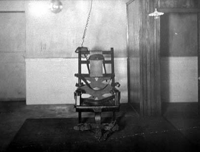 New york death penalty information center for Chaise electrique