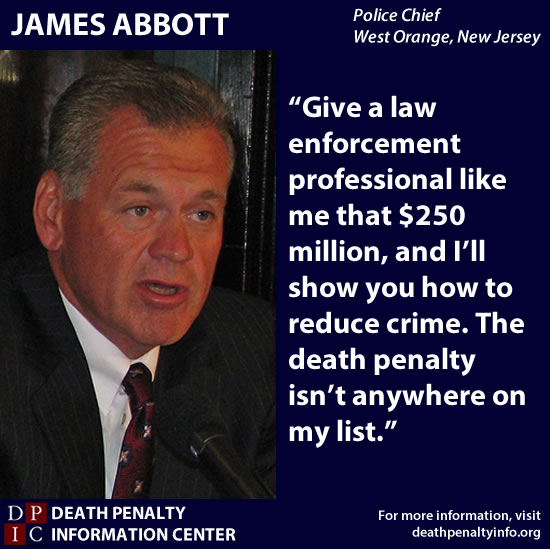 Quotes About The Death Penalty Stunning Costs Of The Death Penalty  Death Penalty Information Center