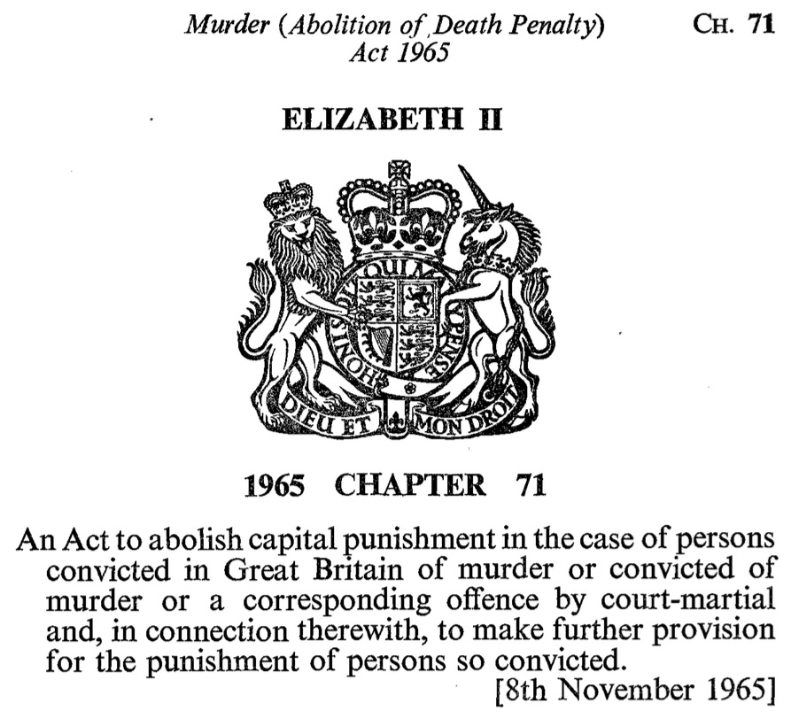 an analysis of the abolitionist view on capital punishment Capital punishment is the lawful infliction of death as a punishment and since ancient times it has been used for a wide variety of offences  in my view, flawed .