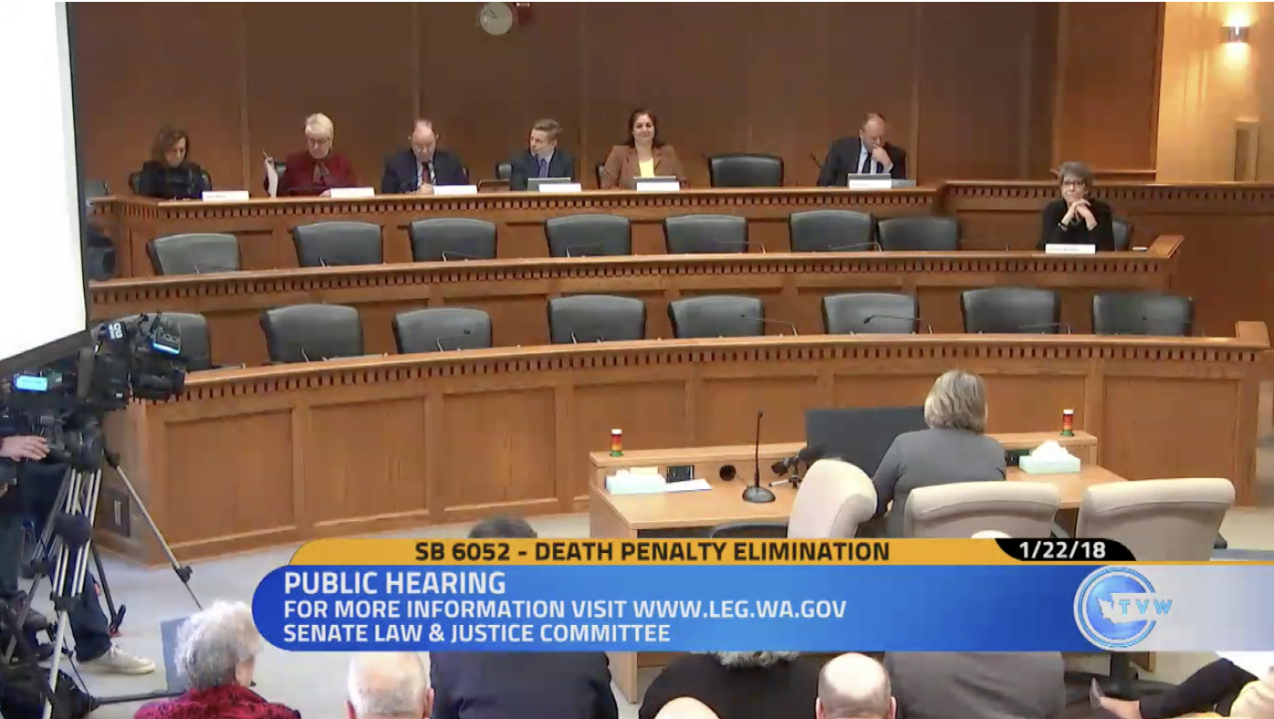Recent Legislative Activity Death Penalty Information Center