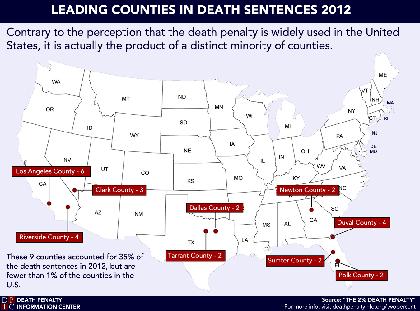 New Report from DPIC | Death Penalty Information Center